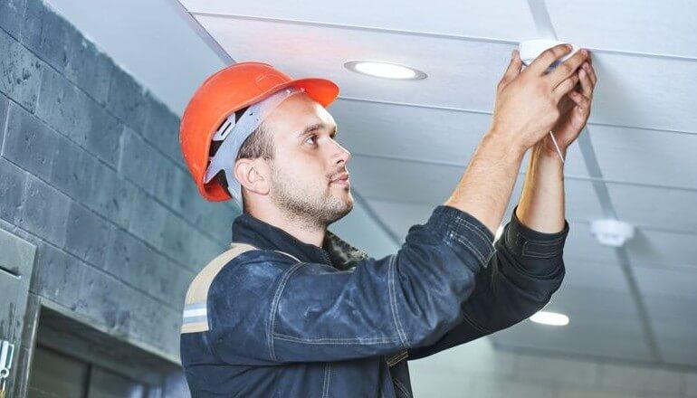 Fire Alarm Installation Leeds